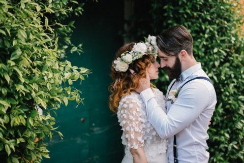 ITALIAN VILLA VINTAGE WEDDING | STYLED SHOOT | FORLì CESENA