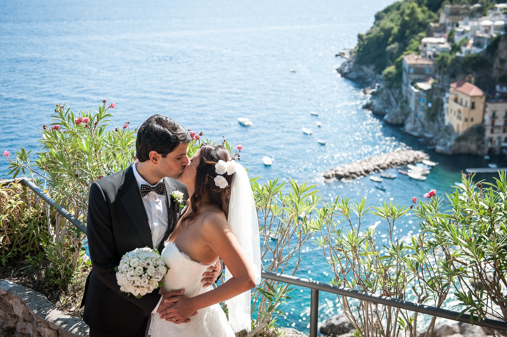 Wedding Photo - Il Saraceno, Amalfi | MamaPhoto